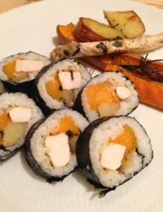 Sunday Roast Sushi